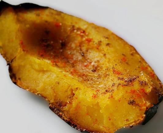 Cocoa Roasted Butternut Squash