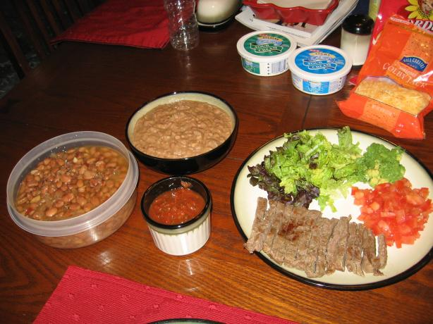 Fat-Free No-Refry Refried Beans