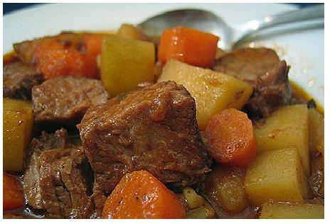 Easy Crock Pot Beef Stew