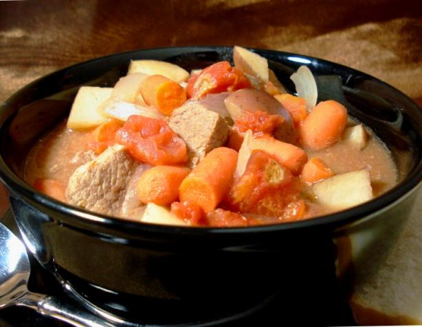 Beef Stew - Crock Pot