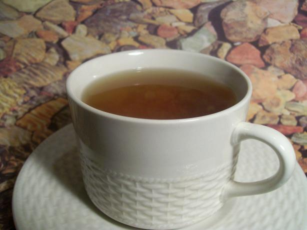 Chamomile Honey Green Tea