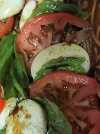 Tomato & Mozzarella Caprese - Official Recipe - Olive Garden