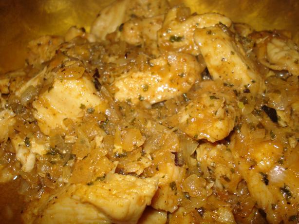 Ayam Siow (Peranankan Chicken in Tamarind Sauce)
