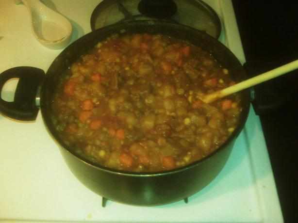 Patrick's Beef Burgundy Stew