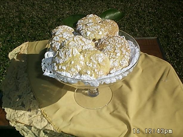 Lemon Easy Cookies