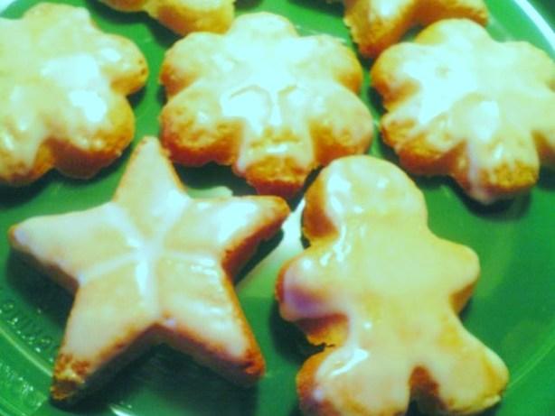 Annette's Basic Sugar Cookies
