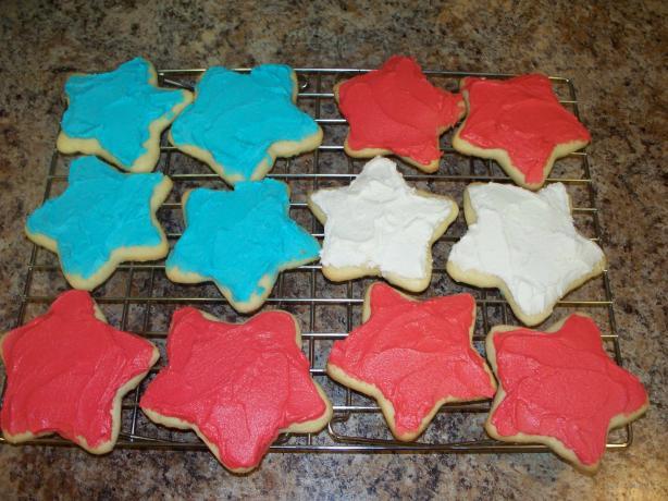 Best Ever Fluffy Sugar Cookies