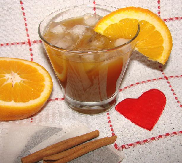 Spiced Iced Tea Punch