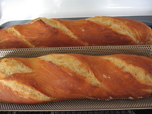 Crusty Country Style French Bread
