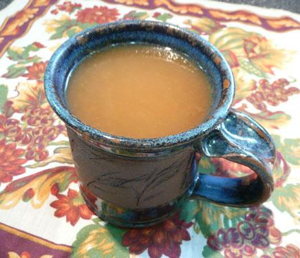 Crock Pot Hot Apple Cider