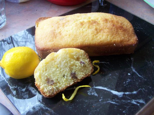 Boarding House Lemon Pecan Bread