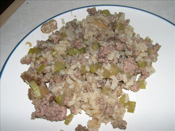 Rice Soy Dish