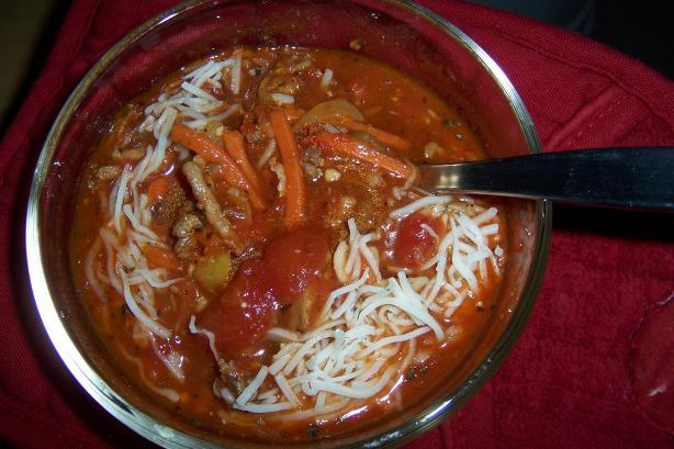 Rogene's Italian Vegetable Soup