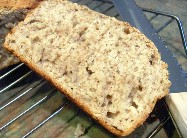 Garlic, Herb & Mustard Soda Bread