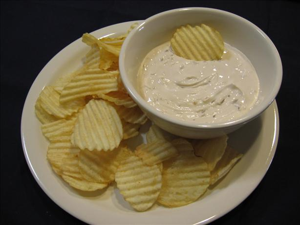 Low Fat Chip Dip (Lipton Onion Soup Dip)
