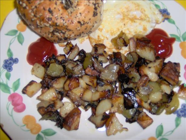 Matt's Crusty Home Fries