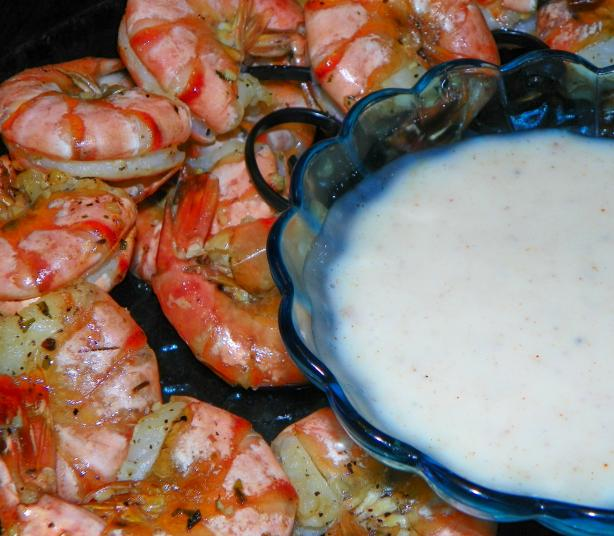 Honey - Lime Dipping Sauce