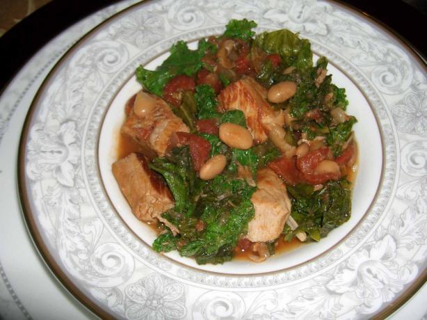 Pork and Beans (Crock-Pot)
