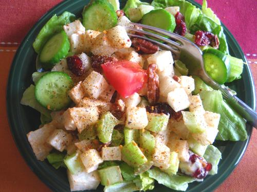 "Low Carb "" Waldorf"" Salad"