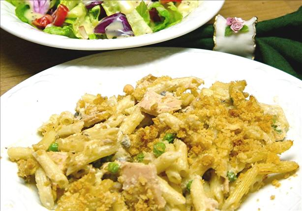 My Way Creamy Sauce - Tuna Casserole
