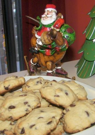 Practically Perfect Chocolate Chip Cookies