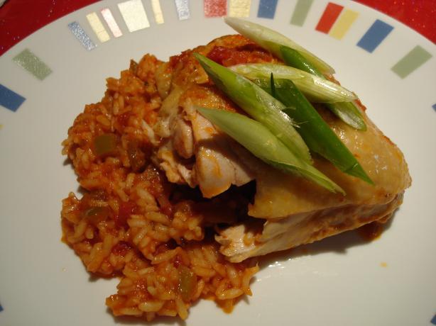 Mexicali Chicken Skillet