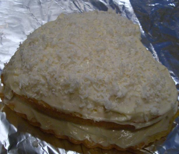 Rum Caramel Cake (Cake Mix)