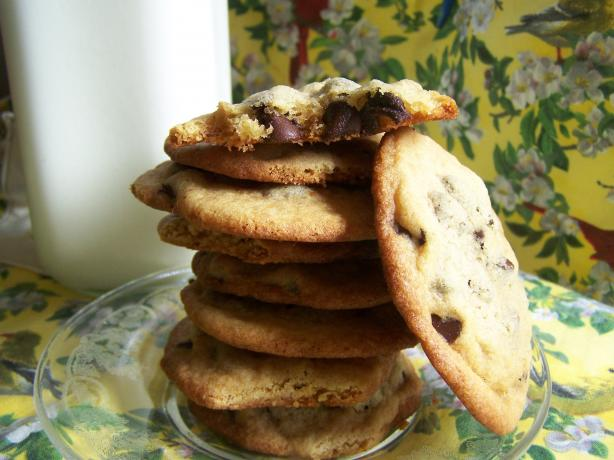 Heidi's Favorite Chocolate Chip Cookies