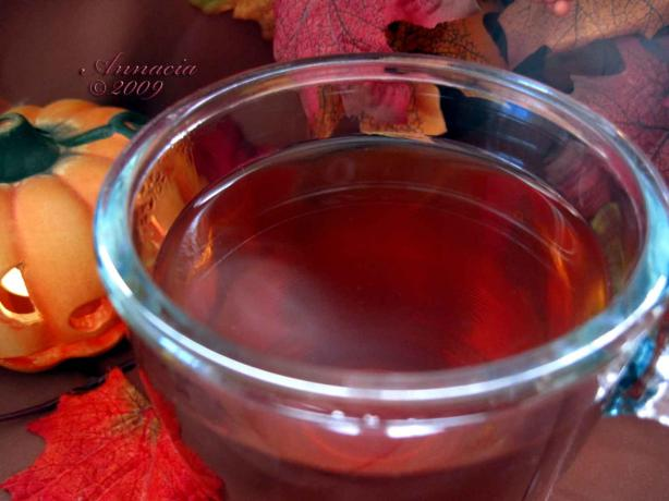 Apple & Tea Hot Toddy