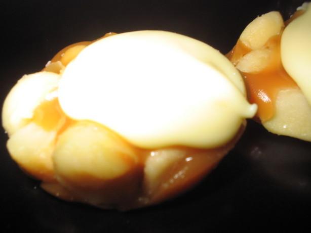 White Chocolate Macadamia Nut Chews