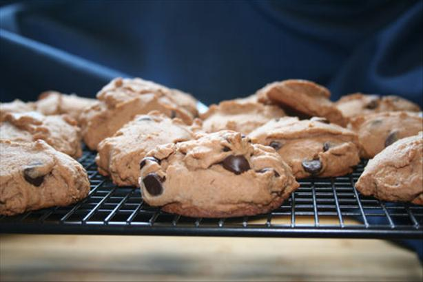 Milo Choc Chip Cookies