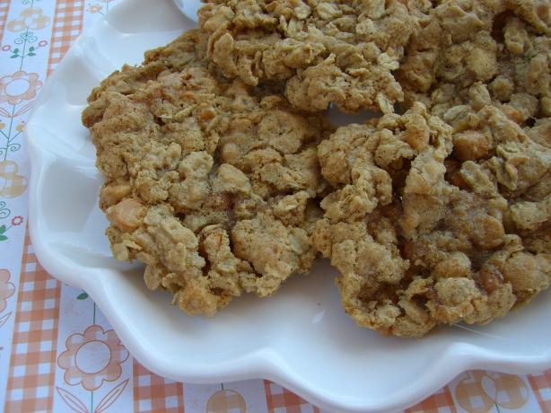 Cindy Mccain's Oatmeal-Butterscotch Cookies