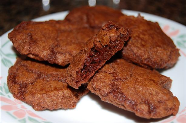 Mexican Chocolate Drop Cookies: Cooking Light
