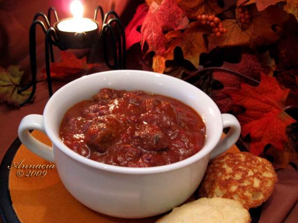 Slow-Cooker Steak Chili (Crock Pot)
