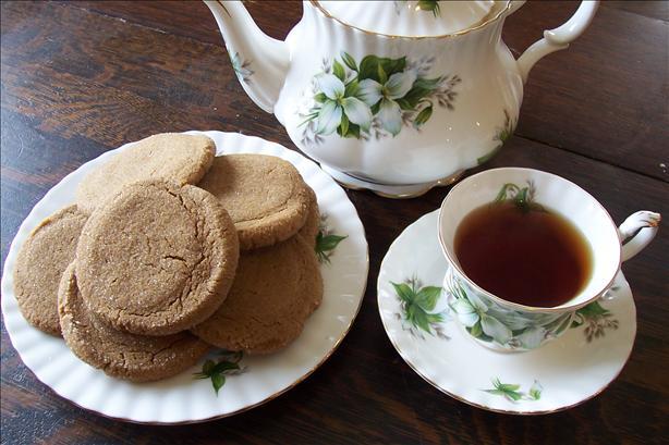 Granny's Molasses Cookies