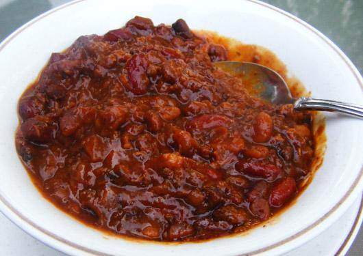 One Pot Bean Casserole
