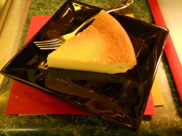 No Crust Buttermilk Pie