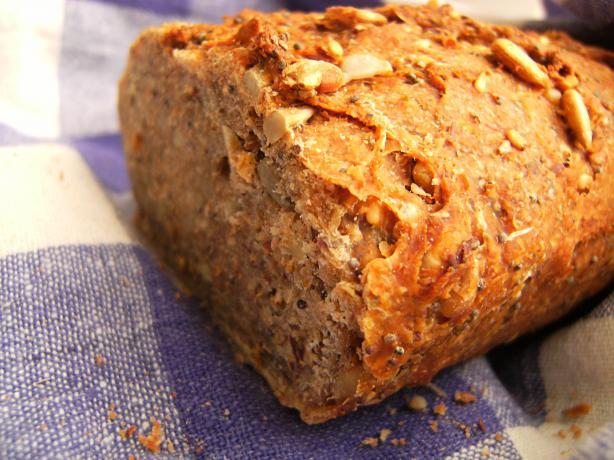 Sourdough Grain & Seed Bread