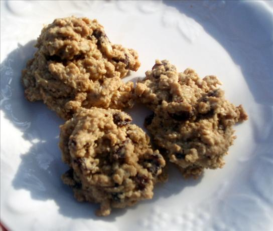 Healthier Oatmeal Raisin Cookies