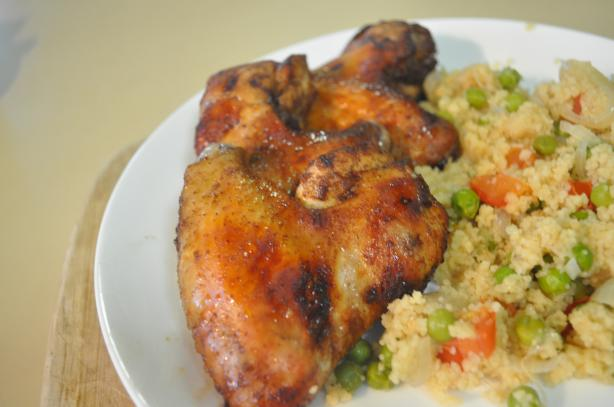 Five-Spices Chicken Wings