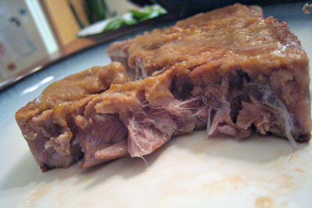 Wasabi-Ginger Glazed Tuna Steaks (South Beach Diet Friendly, Low