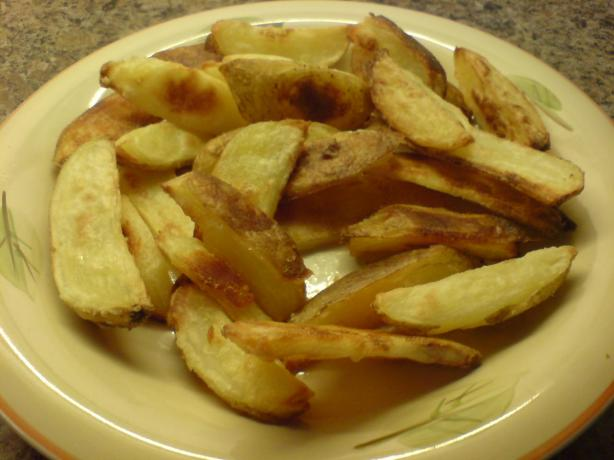Oven Baked Chips / Potato Wedges