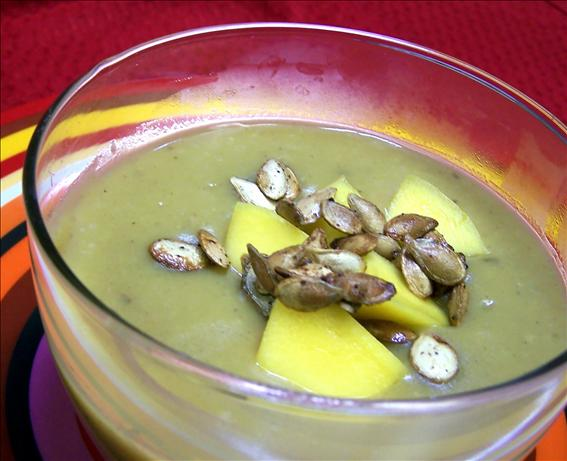Calypso Butternut Squash Soup