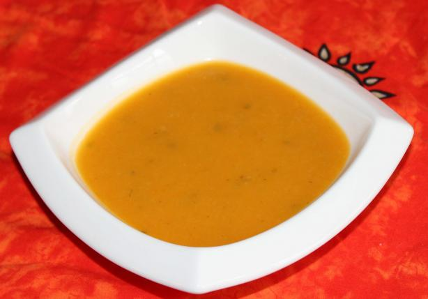 Butternut Squash Soup - America's Test Kitchen