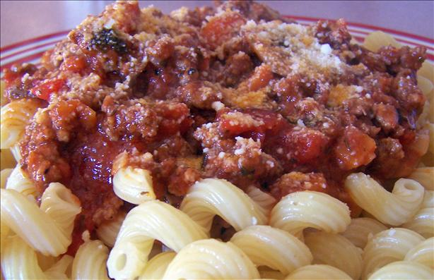 Bolognese Made by a Polish Girl !