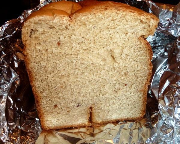 Peanut Butter Bread - Abm
