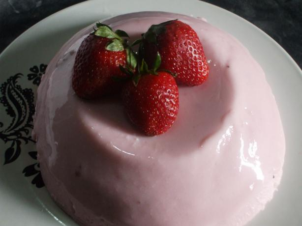 Low-Fat Yogurt Pudding