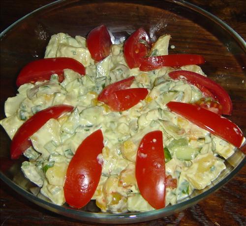 Potato Salad With Yogurt and Mustard Dressing