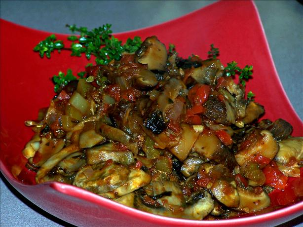 Chunky Mushroom Sauce