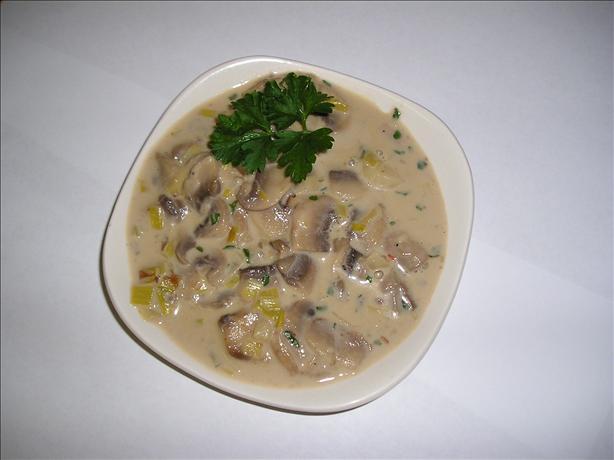 Mushroom and Leek Sauce